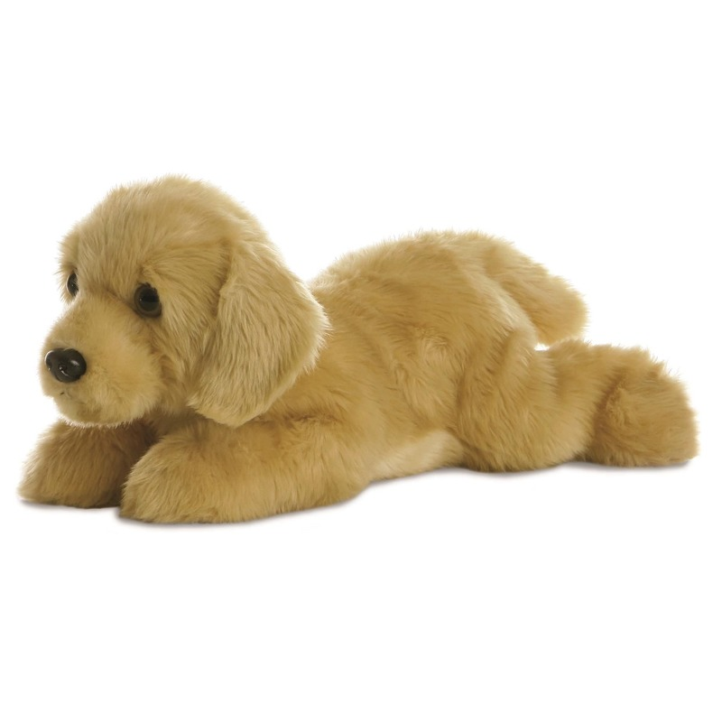 Labradors speelgoed artikelen labrador knuffelbeest 30 cm