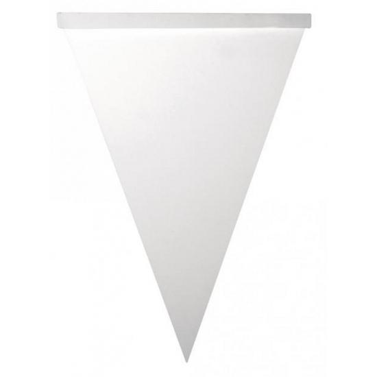 Lege vlaggenlijn vlaggetjes