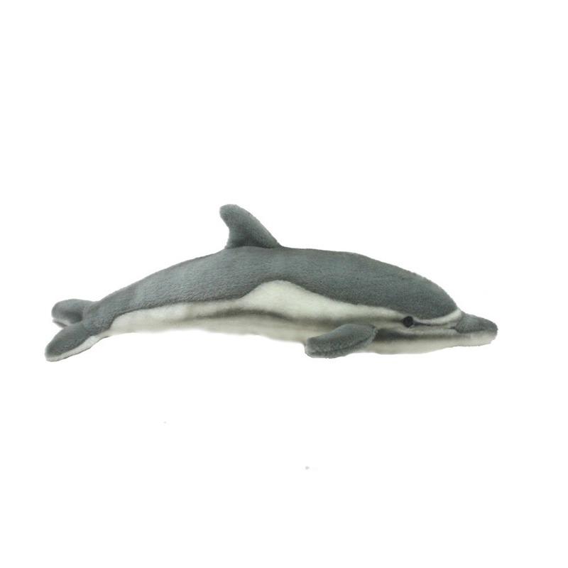 Levensechte Hansa pluche dolfijnen knuffel 40 cm