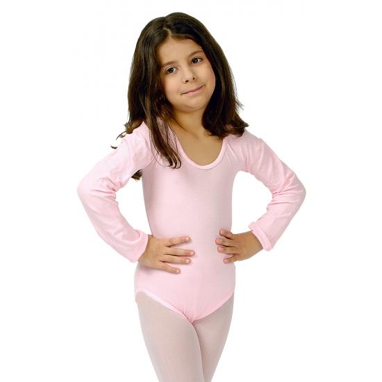 Lichtroze kinder ballet outfit