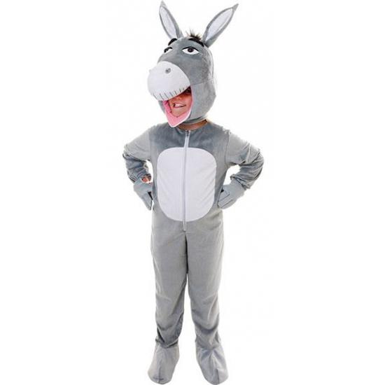 Luxe ezel kostuum voor kinderen