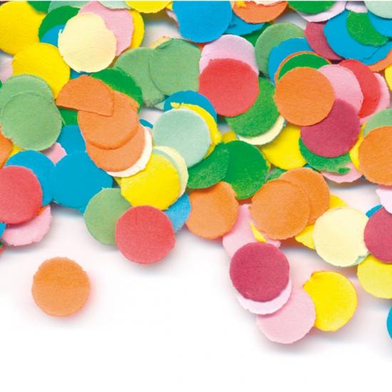 Luxe multicolor confetti 1 kilo