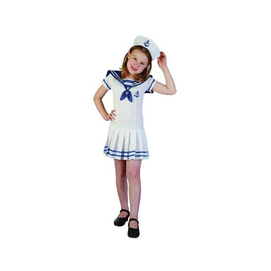 Marine outfit voor meisjes