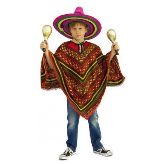 Mexicaanse outfit voor kinderen