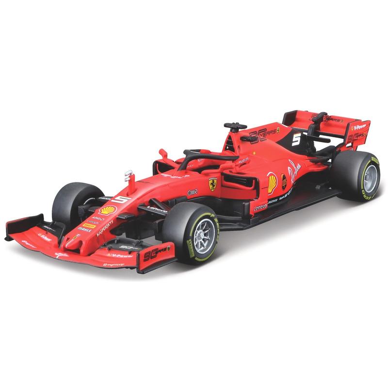 Modelauto Ferrari Scuderia F1 Sebastian Vettel 1:43