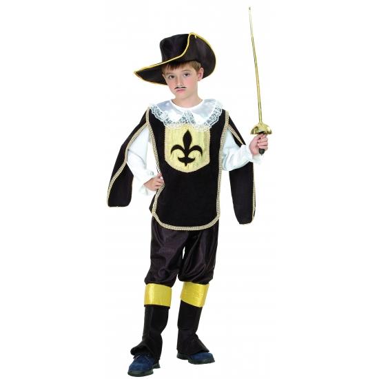 Musketierspak voor jongens