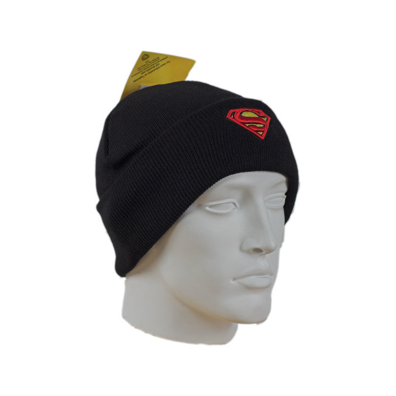 Muts Superman zwart