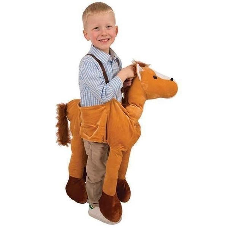 Paarden instap kostuum voor kids