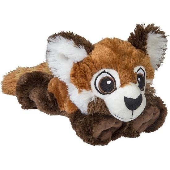 Pandaberen speelgoed artikelen rode panda knuffelbeest 38 cm