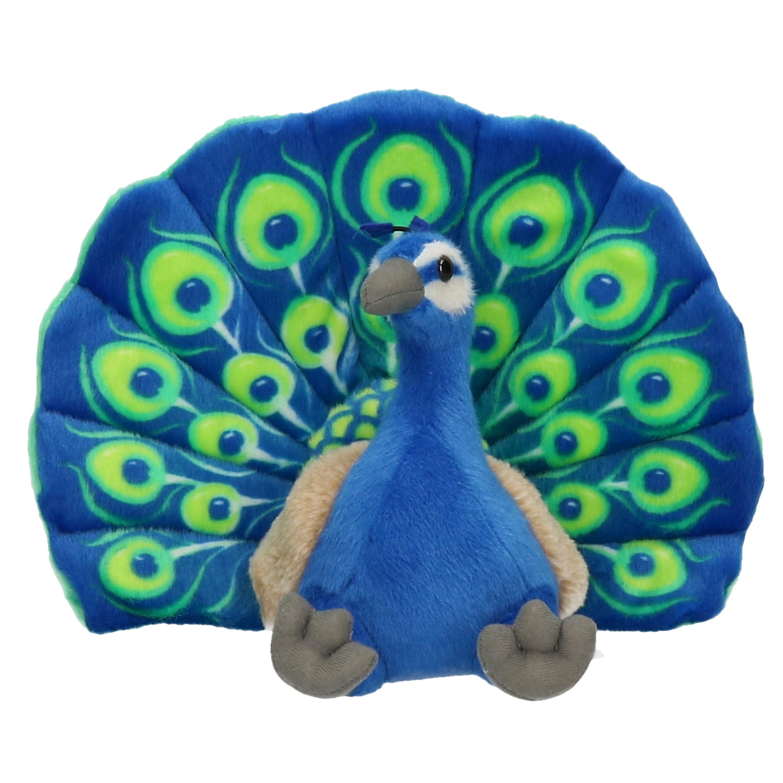 Pauw knuffeldieren 30 cm