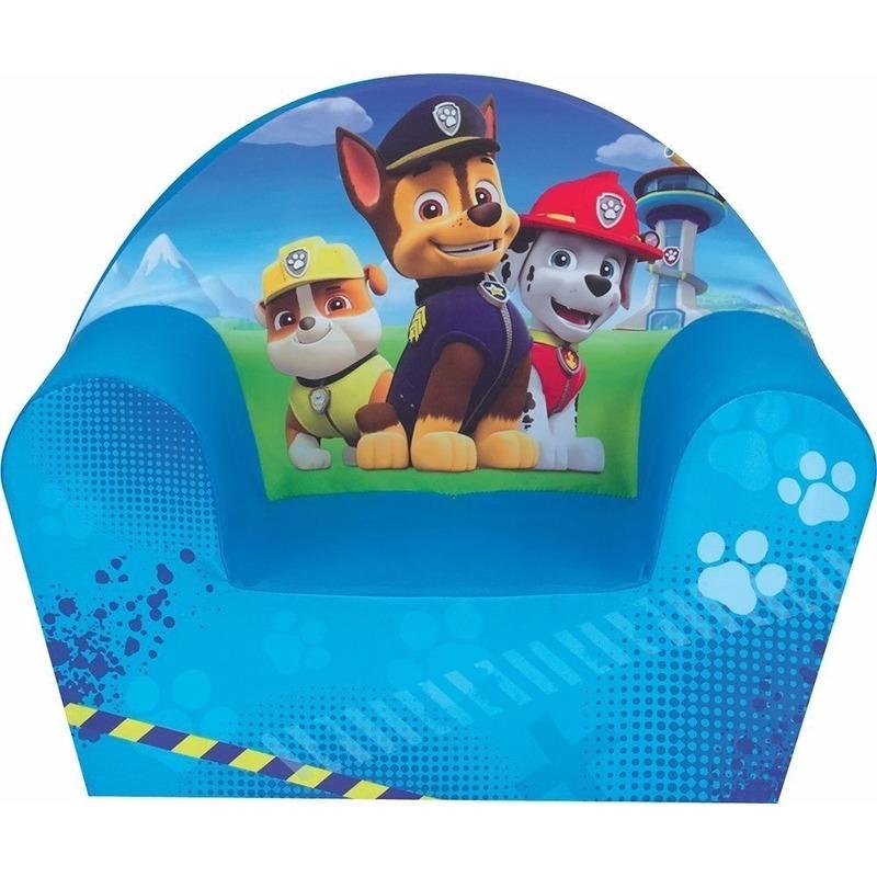 Paw Patrol kinderstoel/kinderfauteuil 33 x 52 x 42 cm kindermeubels