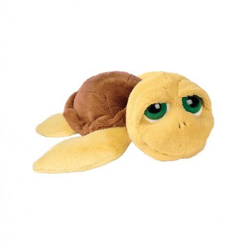 Pebbles schildpad knuffel 34 cm