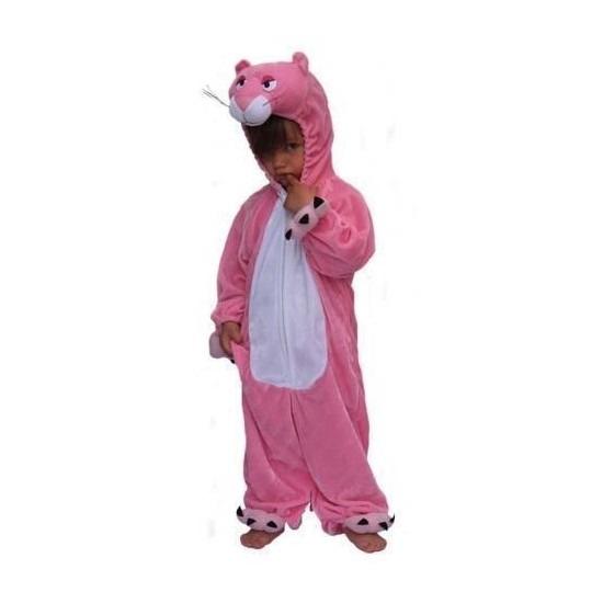Pink Panter outfit kinderen