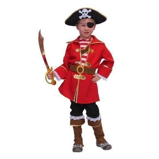 Piraten kleding voor kinderen