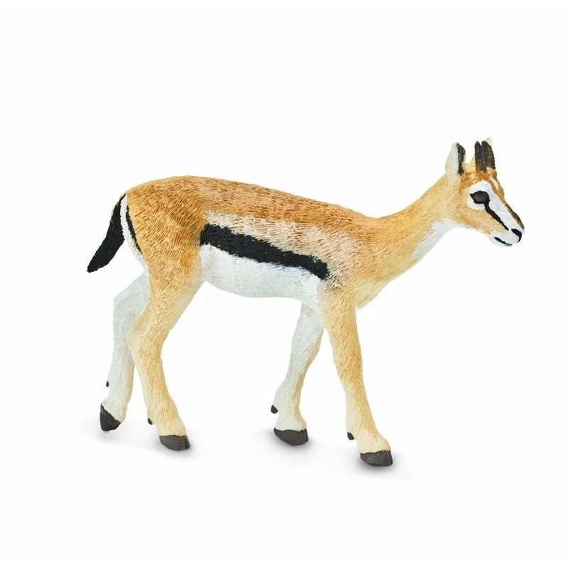 Plastic speelgoed figuur Afrikaanse gazelle 8 cm