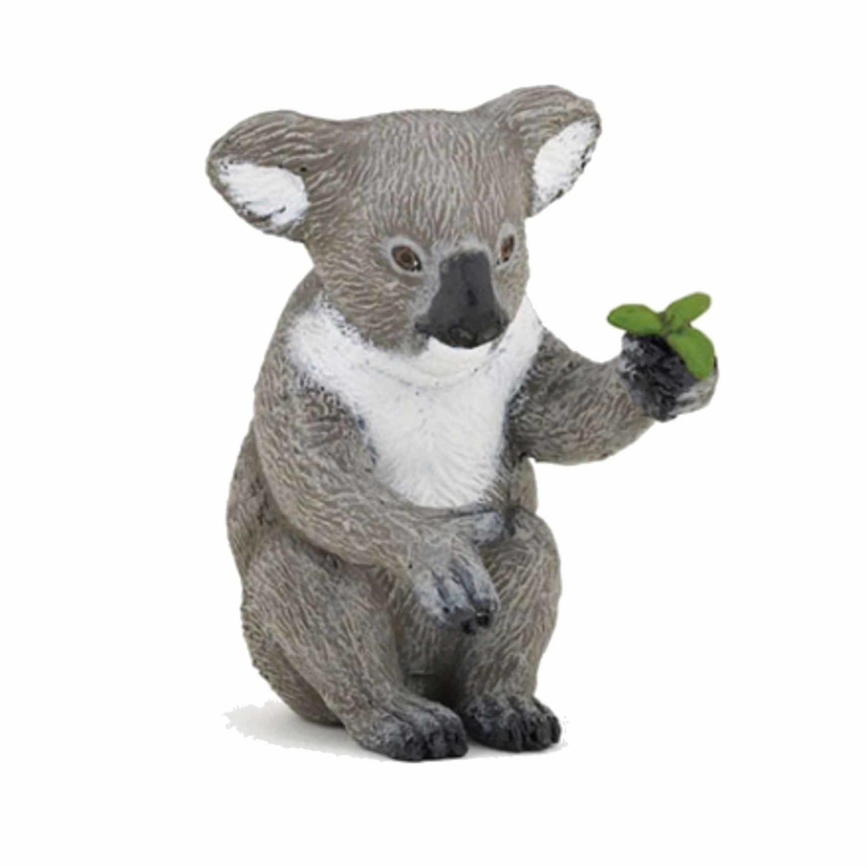 Plastic speelgoed figuur koala 6 cm