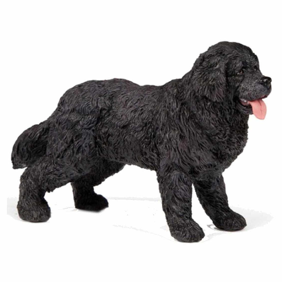 Plastic speelgoed figuur Newfoundlander 11 cm