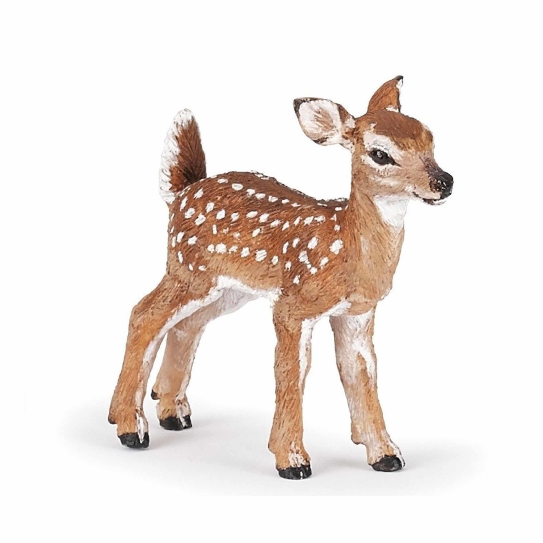 Plastic speelgoed figuur ree hertje 5,5 cm