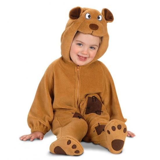 Pluche beren kostuum voor babys