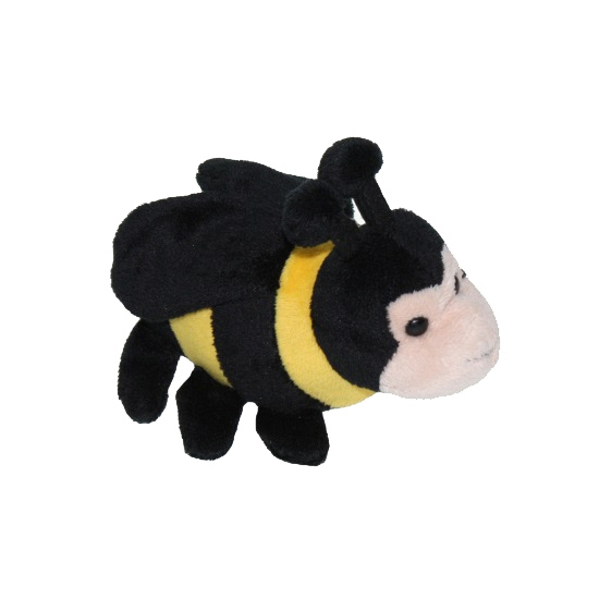 Pluche bijen knuffel 13 cm