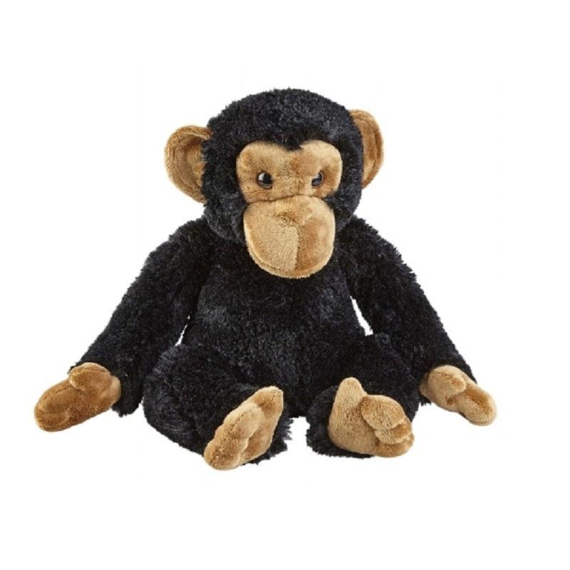 Pluche chimpansee aap/apen knuffel 30 cm