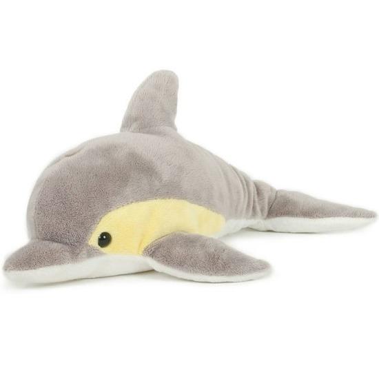 Pluche dolfijn knuffel 33 cm speelgoed
