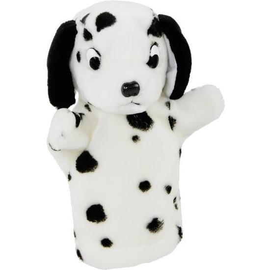 Pluche handpop dalmatier