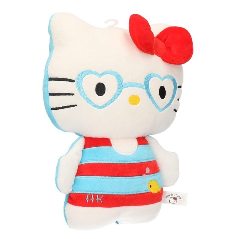 Pluche Hello Kitty knuffeltje in badpak