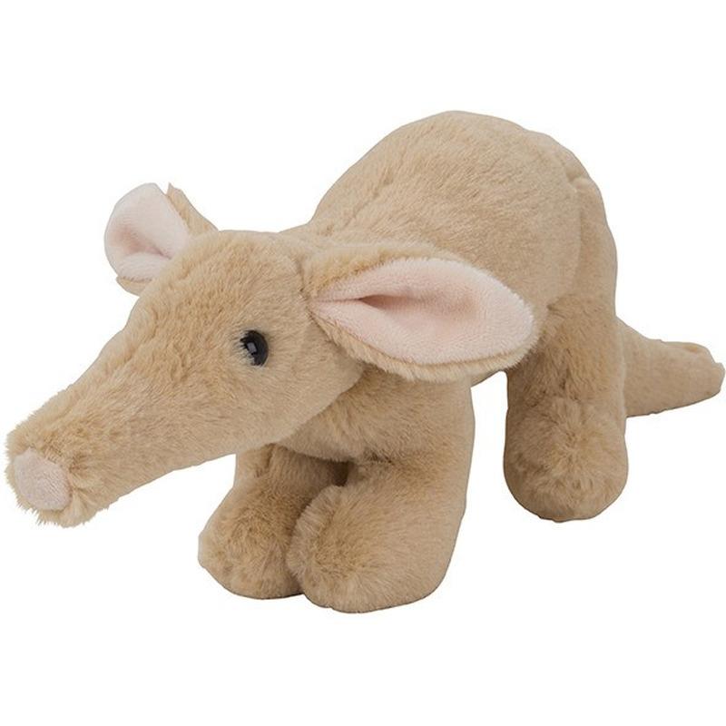 Pluche knuffel Aardvarken van 31 cm