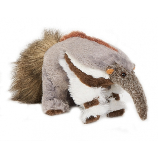 Pluche knuffel miereneter 20 cm