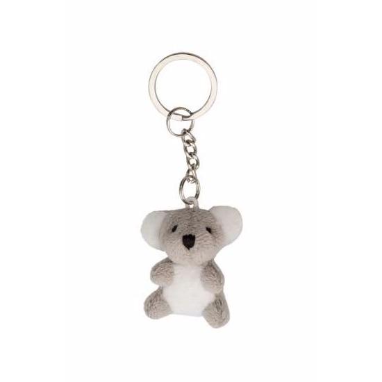 Pluche Koala knuffel sleutelhangers 6 cm