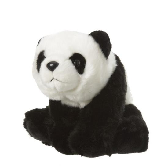 Pluche panda beer knuffel 22 cm