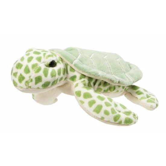Pluche schildpadden knuffel 22 cm