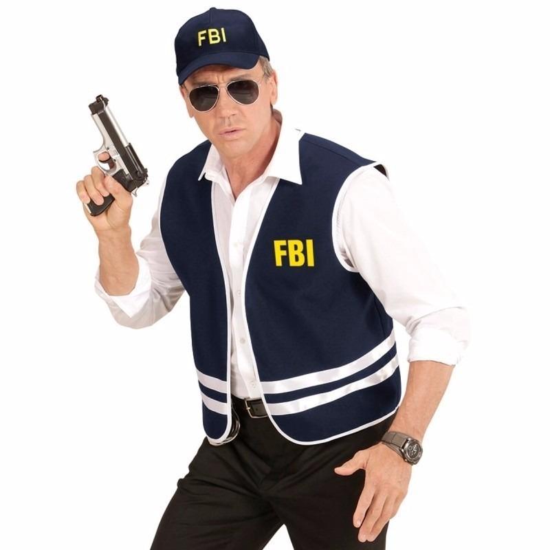 Politie FBI verkleedset voor volwassenen