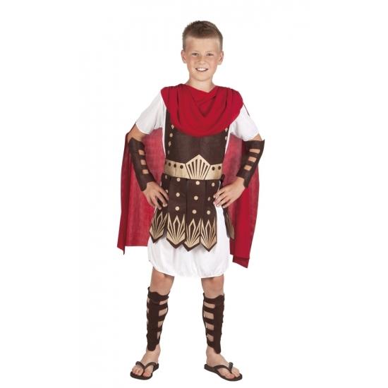 Romeinse gladiatoren outfit voor kinderen