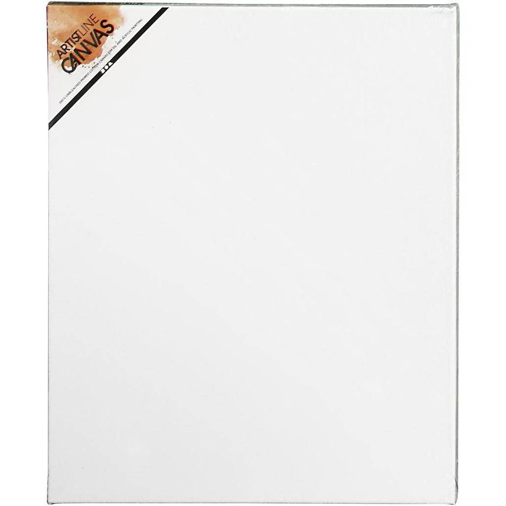 Schildersdoek 50 x 60 cm voor hobby verven/schilderen