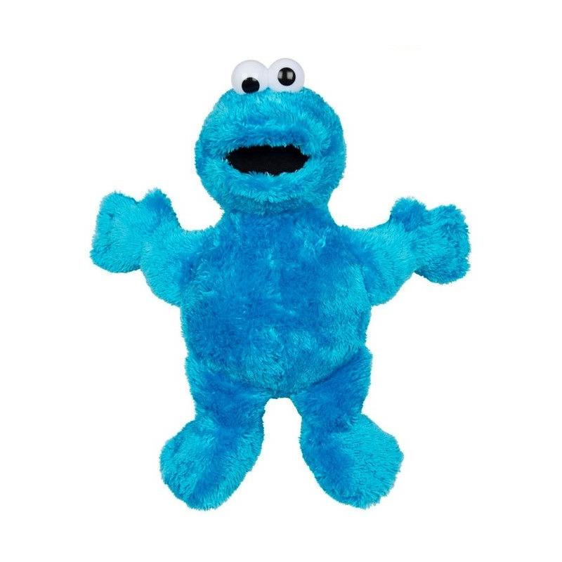 Sesamstraat pluche knuffel Koekiemonster 20 cm speelgoed