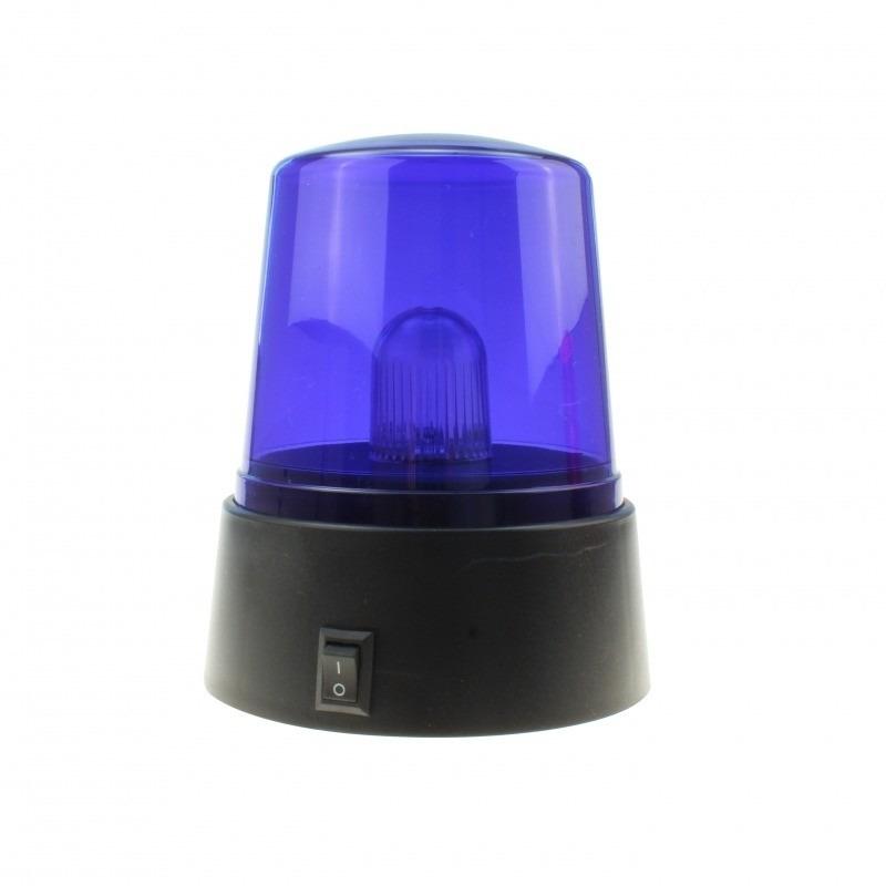 Signaallamp met blauw LED licht