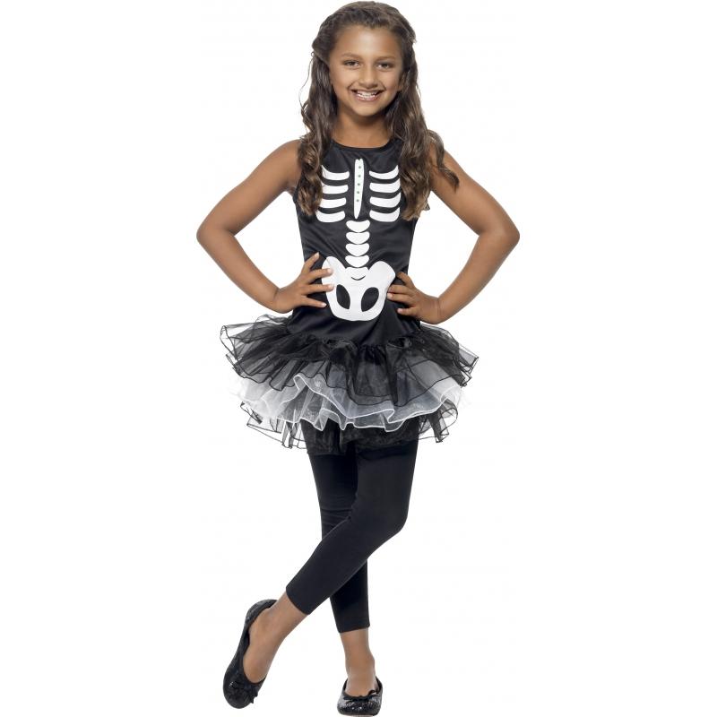 Skelet outift voor meiden