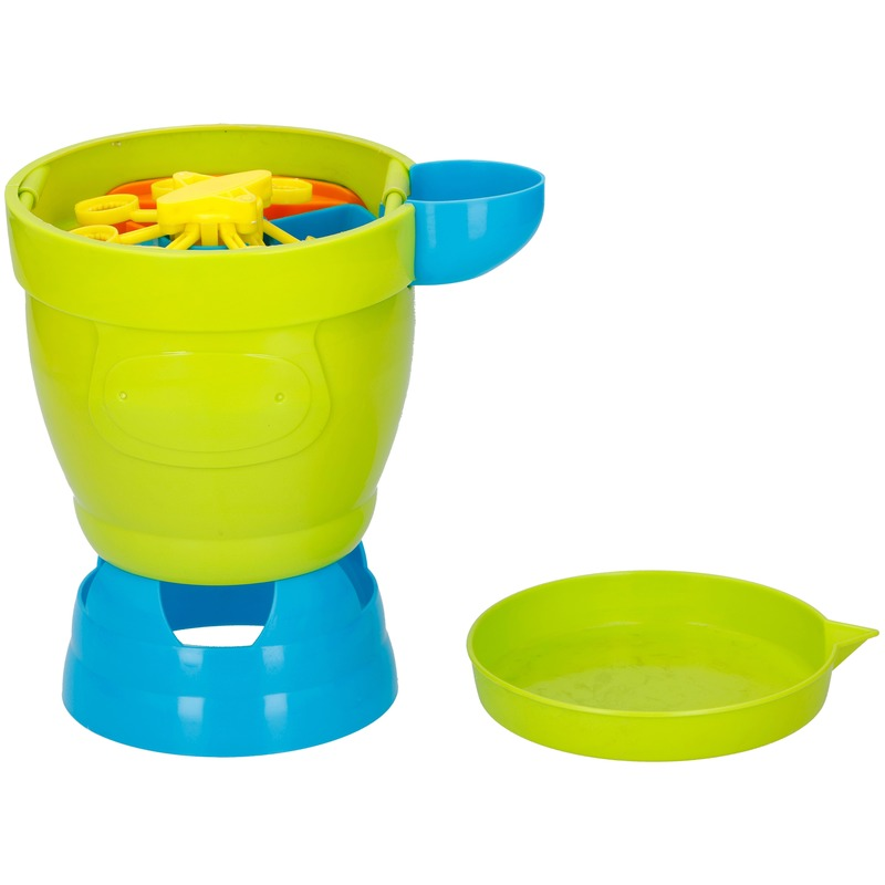 Speelgoed bellenblaas machine