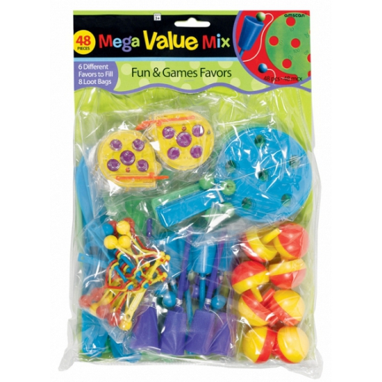 Speelgoed pinata vulling