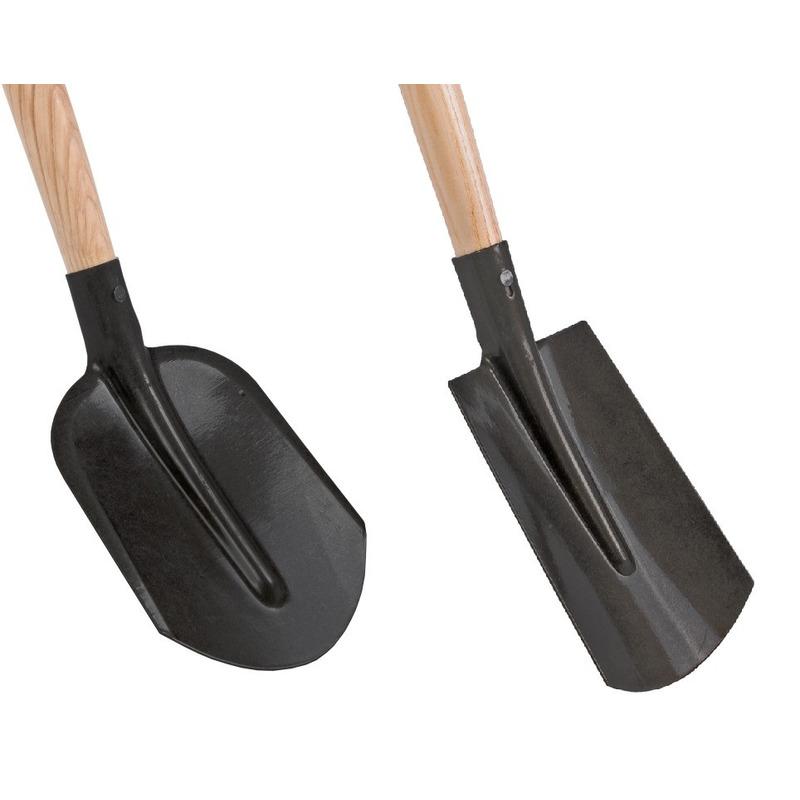 Speelgoed schep - zandschop en spade set 75 cm