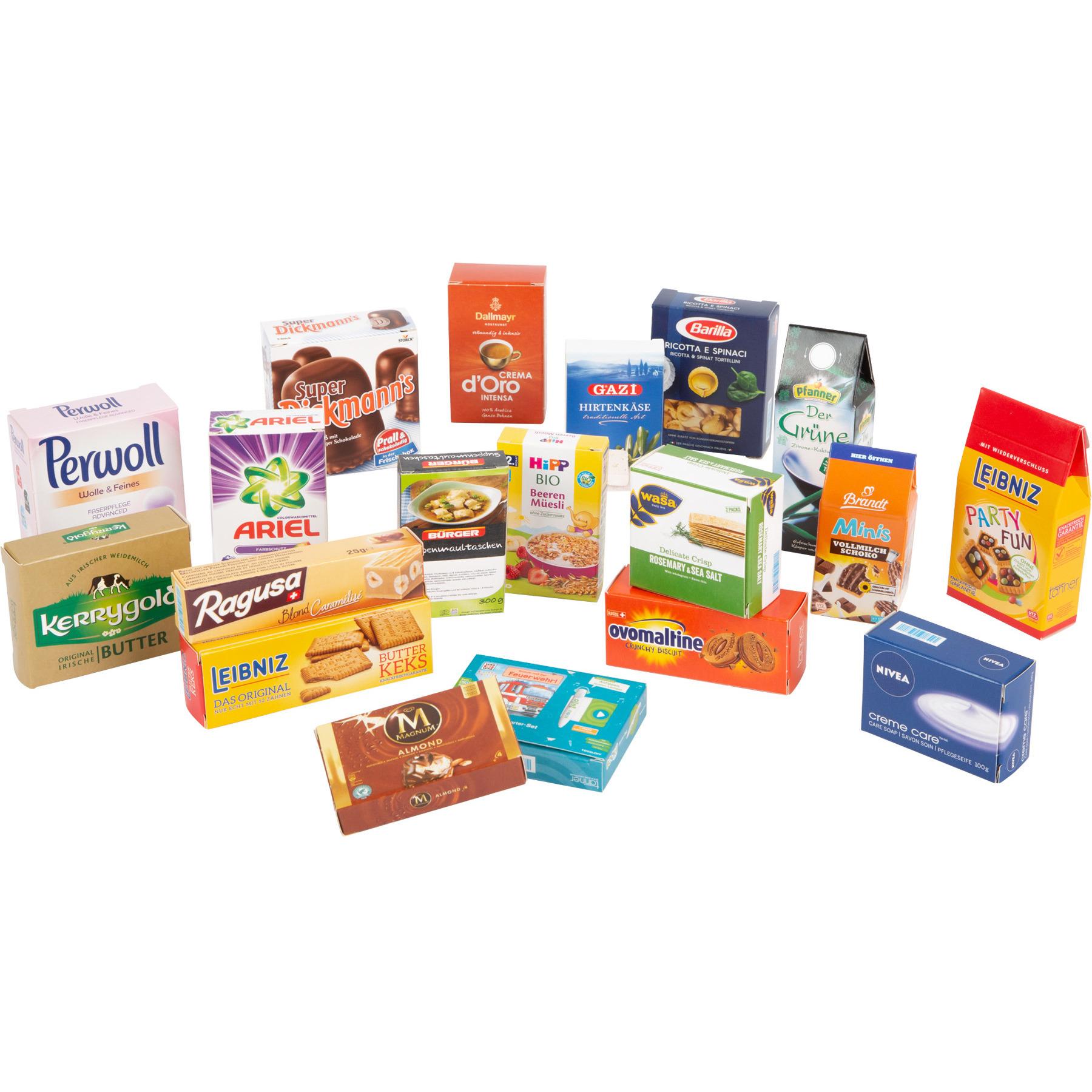 Speelgoed supermarkt accessoires 60 delig