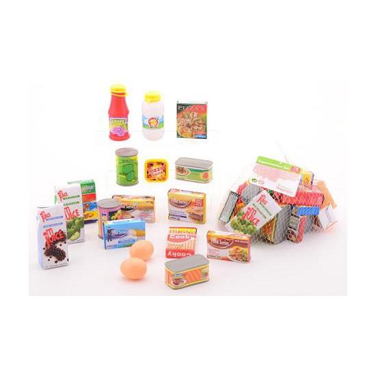 Speelgoed supermarkt accessoires