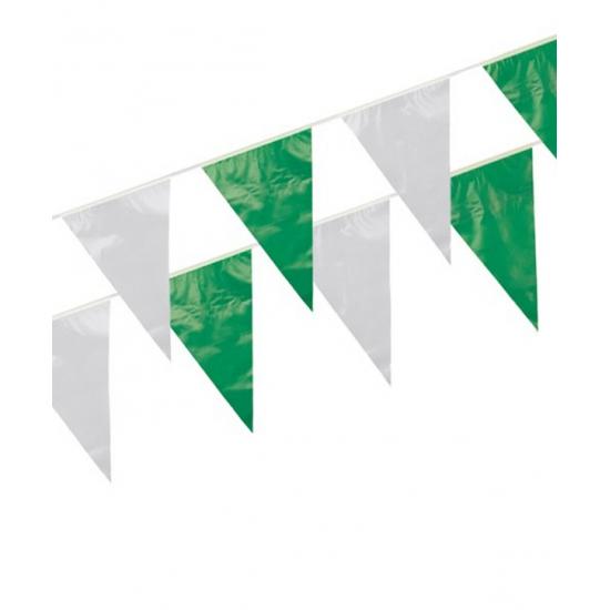 St. Patrick's Day vlaggenlijnen