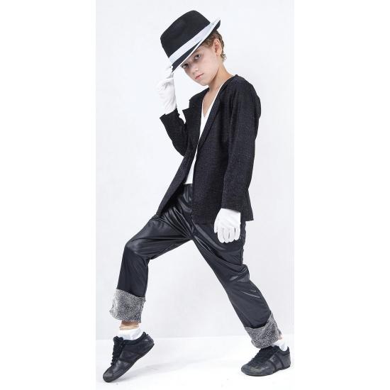 Superster Michael kinder kostuums + hoed