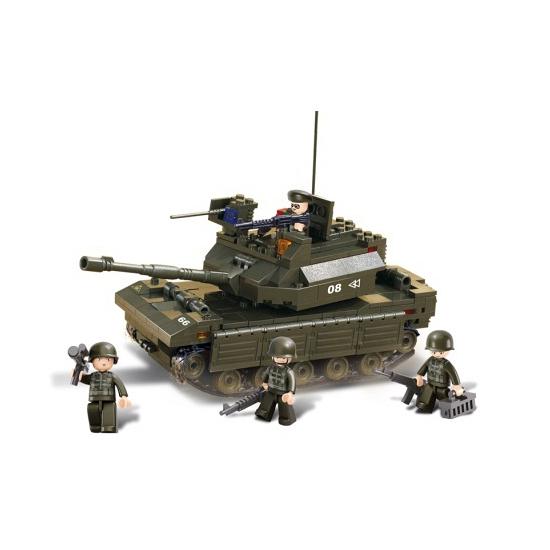 Tank bouwsteentjes M38-B6500