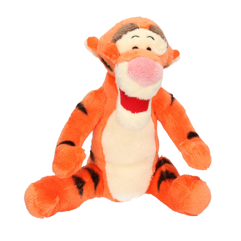 Tijgers speelgoed artikelen Disney Winnie de Poeh knuffelbeest Teigetje 24 cm