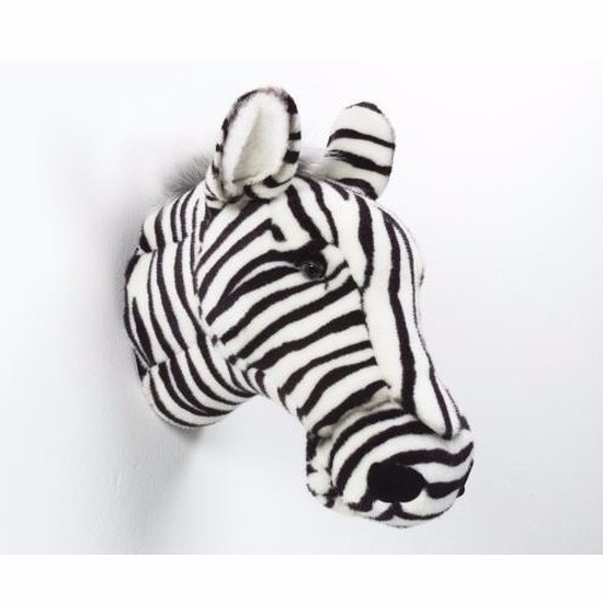 Trofee van een zebra