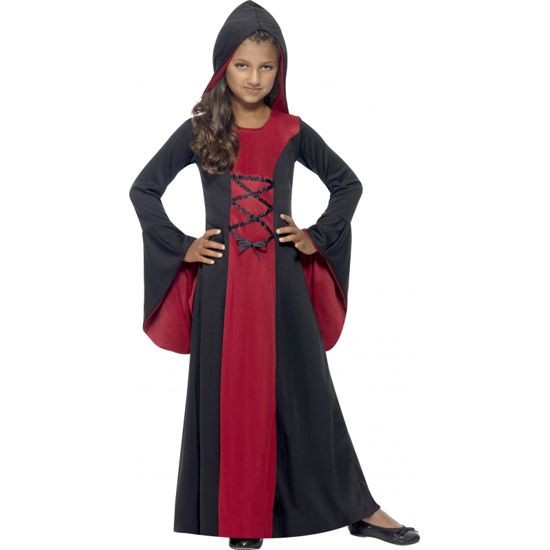 Vampier outift voor meiden